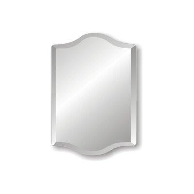 Spancraft Glass Regency Westminster Frameless Mirror
