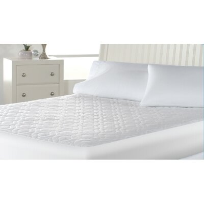 Perfect Fit Industries Aller-Free Fleece Protective Mattress Pad