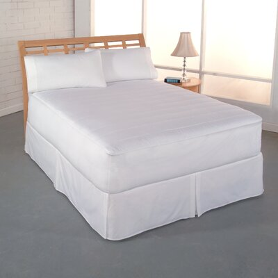 Perfect Fit Industries Clean and Fresh Cotton Mattress Pad