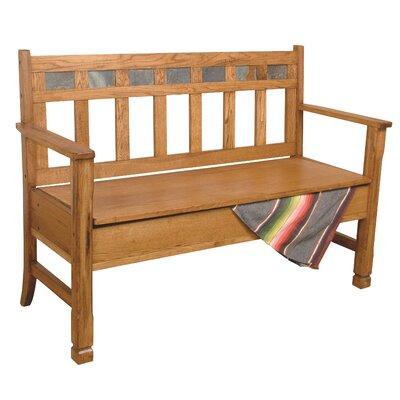 Sunny Designs Sedona Wood Storage Bench Amp Reviews Wayfair
