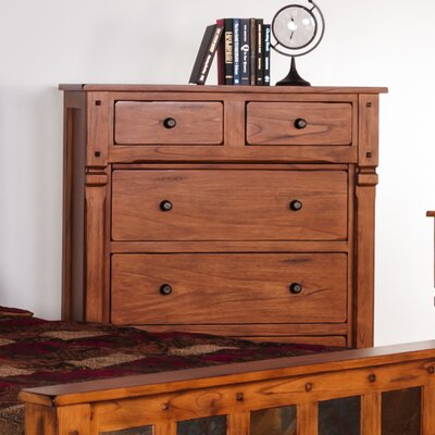 Sedona 6 Drawer Chest by Sunny Designs