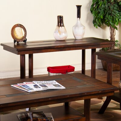Santa Fe Natural Slate Console Table by Sunny Designs