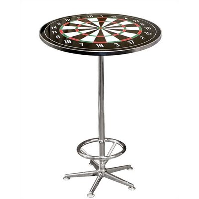 Dart Board Pub Table by On The Edge Marketing
