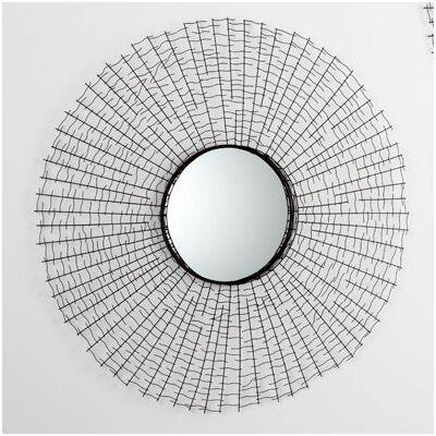"""Cyan Design 38.5"""" H x 38.5"""" W Roxie Mirror"""