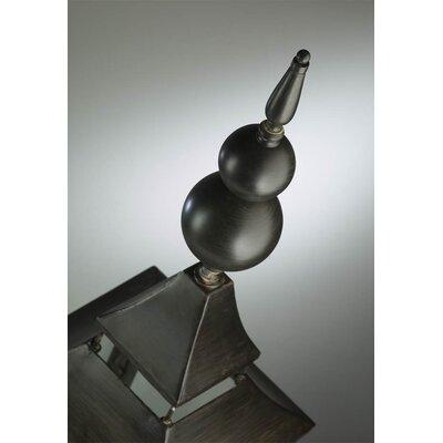 Cyan Design Iron and Glass Scottish Lantern