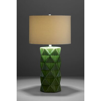 "Cyan Design Hoshi 28"" H Table Lamp with Drum Shade"