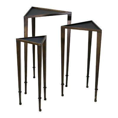 3 Piece Nesting Tables by Cyan Design