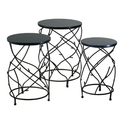 Cyan Design Branch Drum Plant Stand