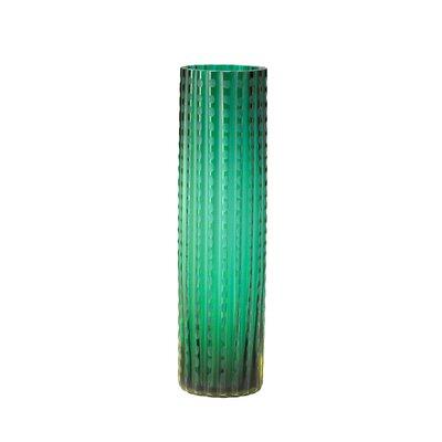 Cyan Design Large Knob Vase in Green