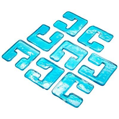 Cyan Design Glass Links for 04981 in Blue
