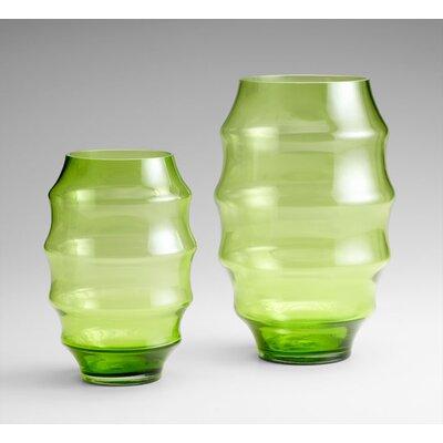 Cyan Design Large Avon Vase in Green