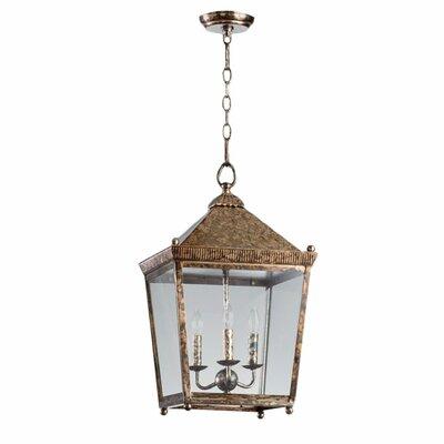 Cyan Design Ranch House 3 Light Lantern