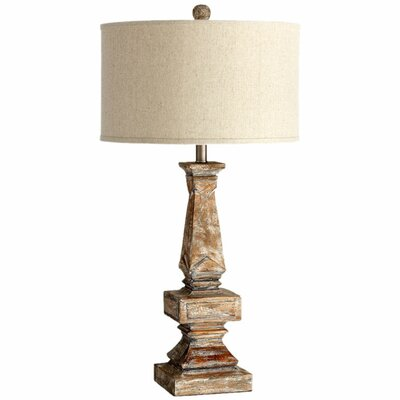 "Cyan Design Tashi 33.25"" H Table Lamp with Drum Shade"