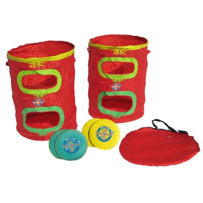 Pop-2-Play Disc Combo Golf Game Set by Driveway Games Company
