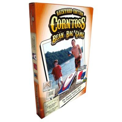 Driveway Games Company Backyard Edition Corntoss Bean Bag Game Set