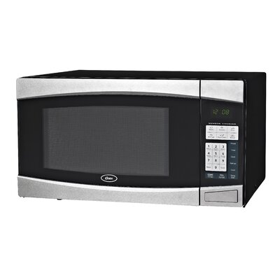 1.4 Cu. Ft. 1000W Countertop Microwavein Black Product Photo