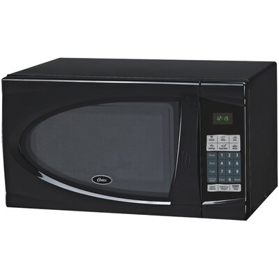 0.9 Cu. Ft. 900W Countertop Microwave in Black Product Photo