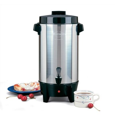 West Bend 12-42 Cup Coffee Maker /  Urn