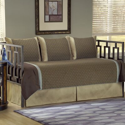 Stockton Ensemble 5 Piece Daybed Set by Southern Textiles