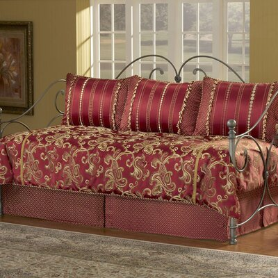 Crawford Ensemble 5 Piece Daybed Set by Southern Textiles