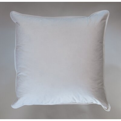 Cotton Euro Pillow by Ogallala Comfort Company