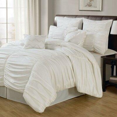 Luxury Home Danielle 8 Piece Comforter Set