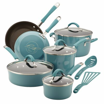 Cucina 12 Piece Cookware Set by Rachael Ray