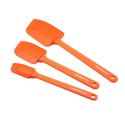 "Rachael Ray Tools and Gadgets 3 Piece ""Lil' Devils"" Spatula Set"