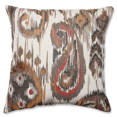 Sonata Throw Pillow by Pillow Perfect