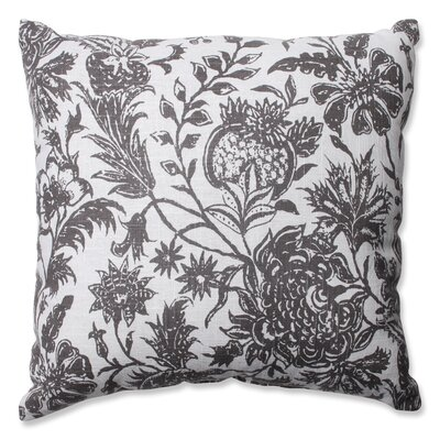Ananya Cotton Throw Pillow by Pillow Perfect