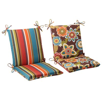 Annie/Westport Outdoor Chair Cushion by Pillow Perfect