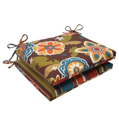 Annie/Westport Outdoor Seat Cushion by Pillow Perfect