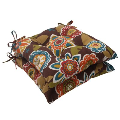 Annie Outdoor Seat Cushion by Pillow Perfect