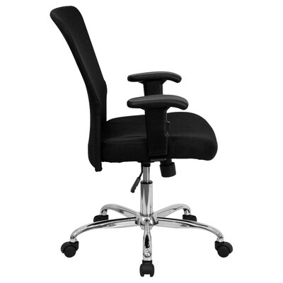 Flash Furniture Mid-Back Mesh Contemporary Office Chair