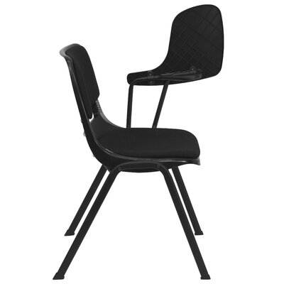 """Flash Furniture 17.38"""" Fabric Tablet Arm Chair"""