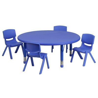 "Flash Furniture 45"" Round Classroom Table"