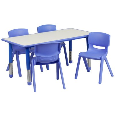Flash furniture x rectangular classroom for School furniture 4 less reviews