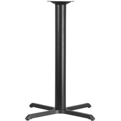 Flash Furniture X-Shaped Restaurant Table Base