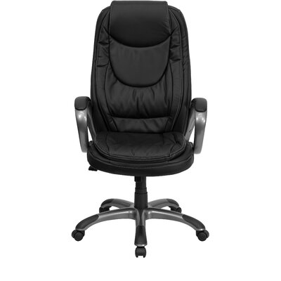 Flash Furniture Curved High-Back Executive Chair
