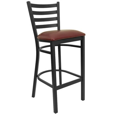 "Flash Furniture Hercules Series 29"" Bar Stool with Cushion"