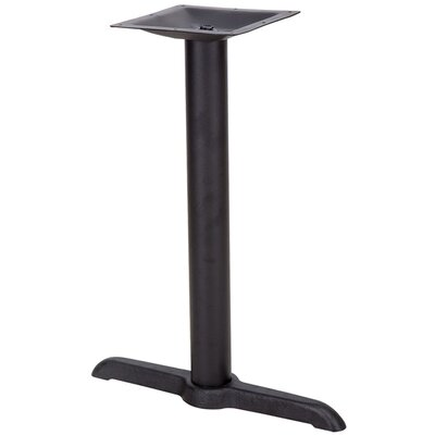 Flash Furniture Restaurant Table T-Base with Table Height Column