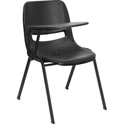 "Flash Furniture 17.38"" Plastic Tablet Arm Chair"