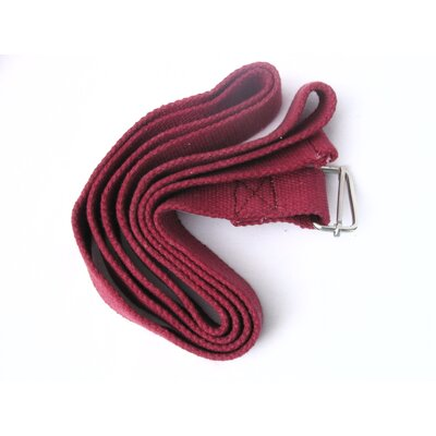 OMSutra Yoga Strap with Cinch / Buckle