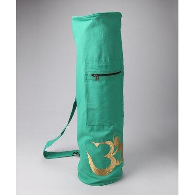 OM Shiva Duffel Yoga Mat Bag by OMSutra