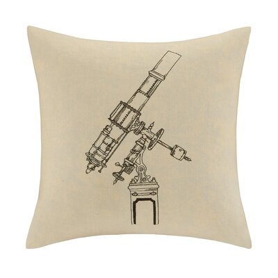 Big Sky Cotton Throw Pillow by Woolrich