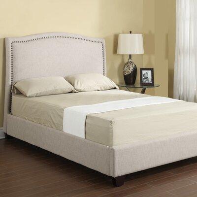 Voight Upholstered Platform Bed