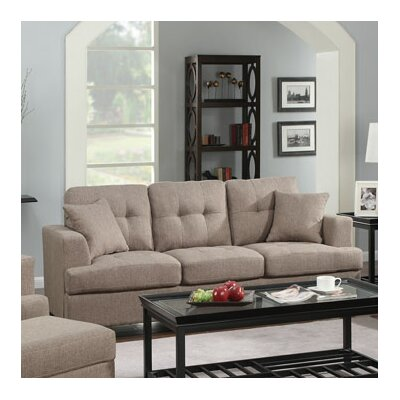 Clearview Sofa by Emerald Home Furnishings