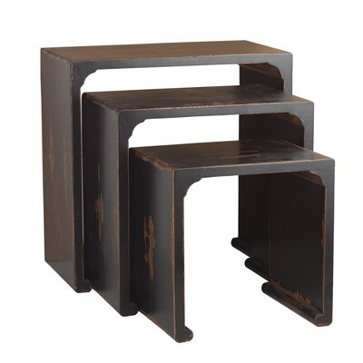 3 Piece Nesting Tables by Antique Revival