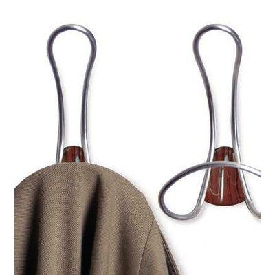 """Delta Design Art of Storage Bach """"Kinder"""" Coat Hook (6 Pack)"""