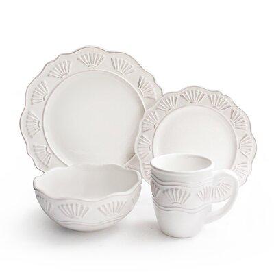 Madison 16 Piece Dinnerware Set by American Atelier